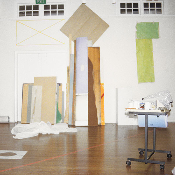 Toni Warburton, Art Exhibition. Green, a collaborative installation. University of New South Wales, 2000