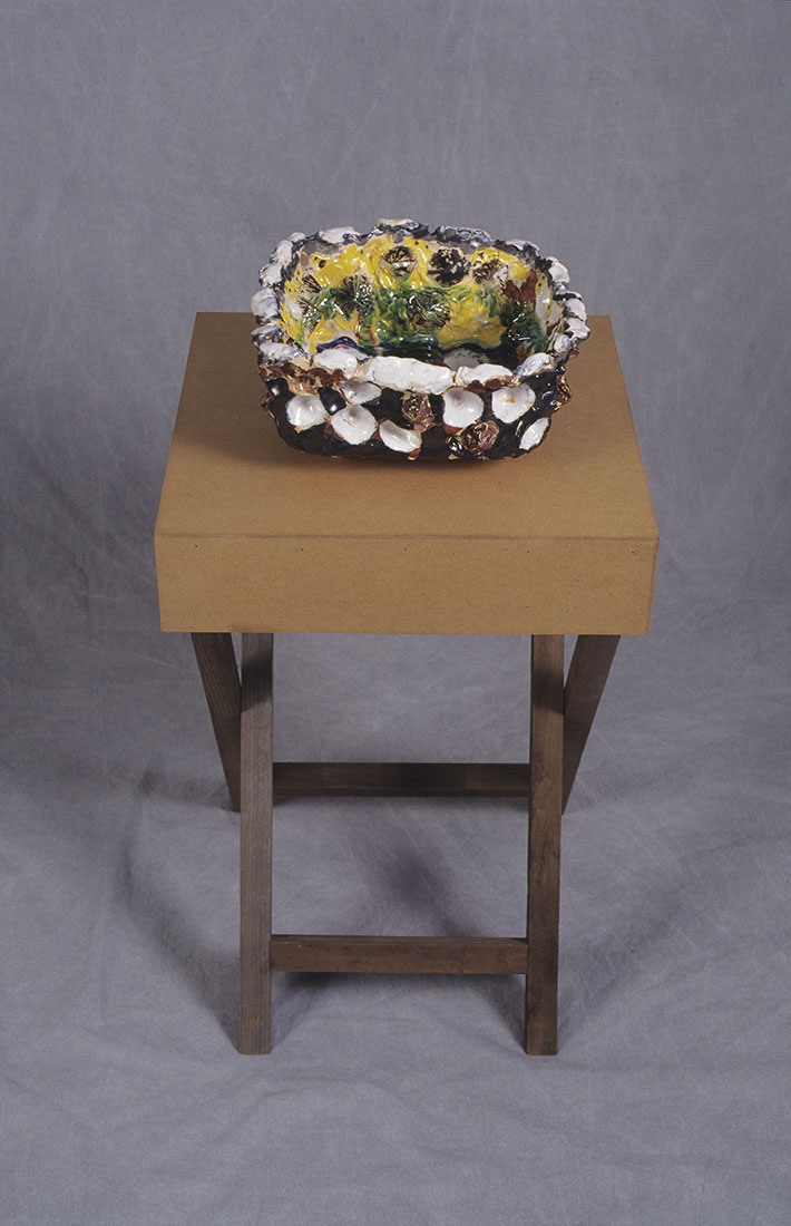 Toni Warburton, Artist. Artwork from Being with Objects, 1995