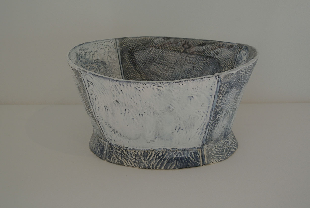 Toni Warburton, Artist. Turn Turn Turn, The Studio Ceramics Tradition at the National Art School, curator by Glen Barkley, National Art School Gallery Sydney, 2015