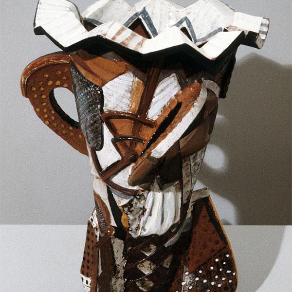 Toni Warburton, Artist. Artwork from Vase Rattle and Box