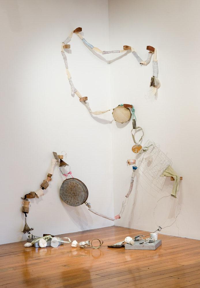 Toni Warburton, Artist. Littoral, Curator Vivonne Thwaite, Essays by Vivonne Thwaite & Jean Fornasiero. 2010