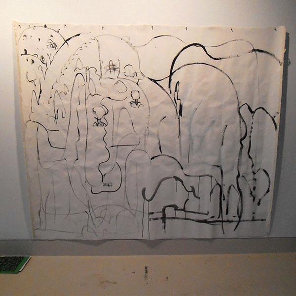 Toni Warburton, Art Exhibition. Eye of Horus, 2012