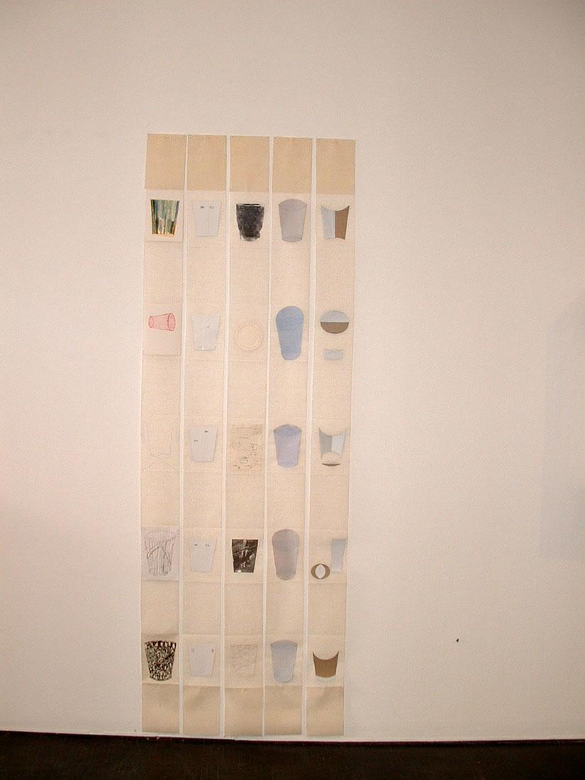 Toni Warburton, Artist. Kiosk, 2003
