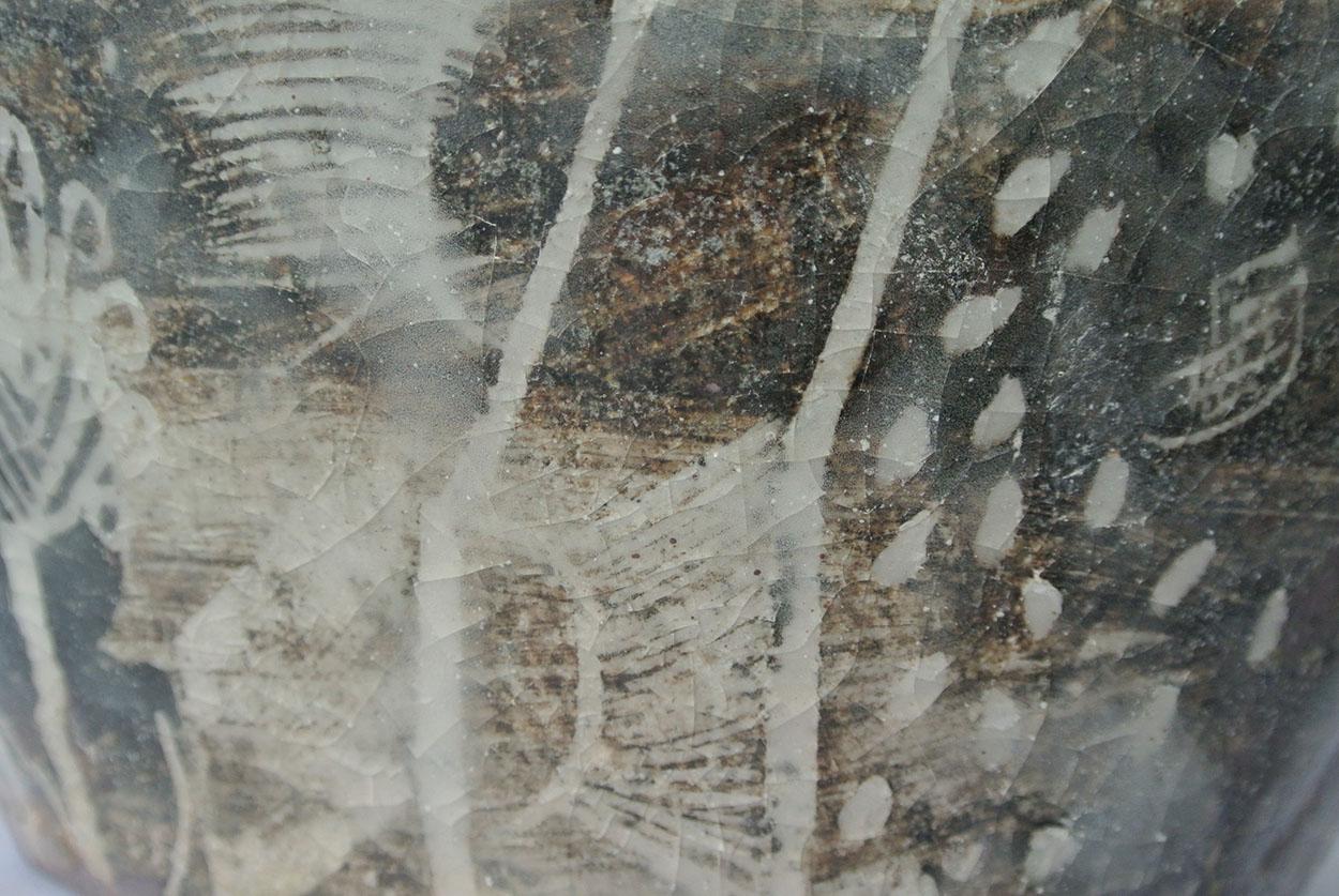 Toni Warburton, Artist. Process, Nezumi Shino