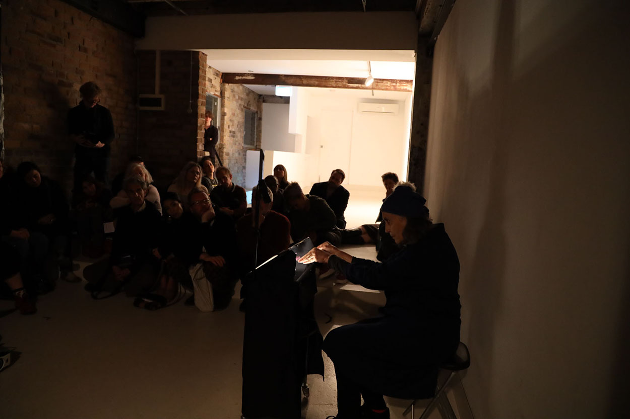Toni Warburton, Art Exhibition. Platform 2019, Articulate Project Space, 2019