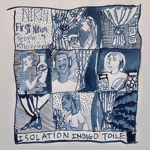 Toni Warburton, Artist Notes, Covid-19