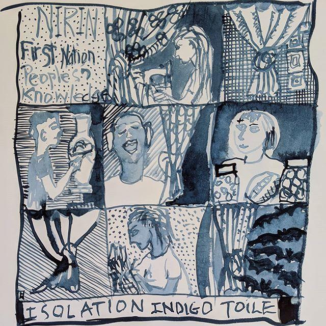 Toni Warburton, Artist. Art Exhibition, Covid Shutdown Series, 2020