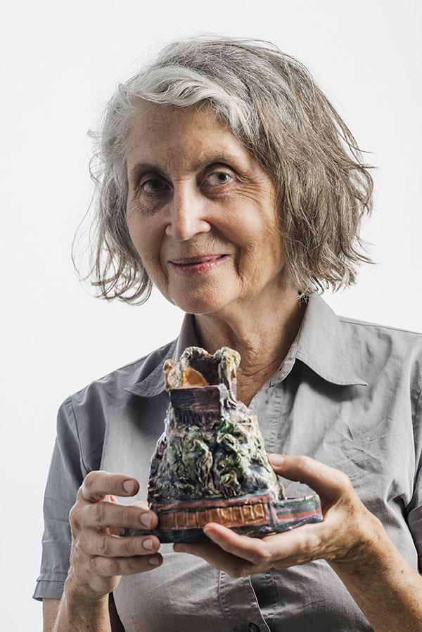 Toni Warburton, Artist