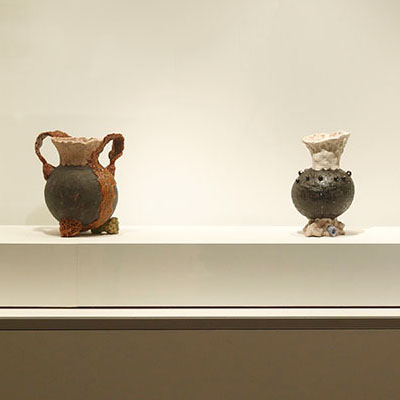 Toni Warburton, artist. Transformations: The Language of Craft, curated by Robert Bell, National Gallery Canberra, 2005