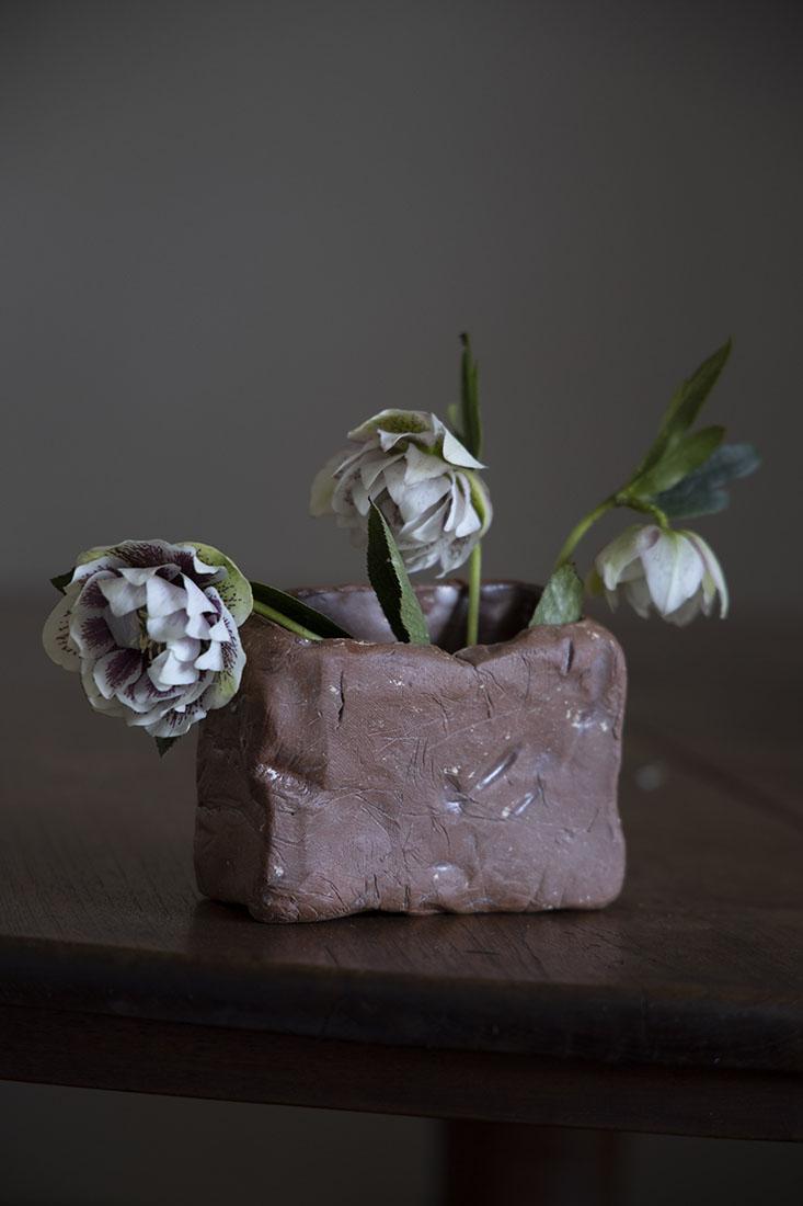 Toni Warburton, Artist. The Vase and Flower Show, 2020