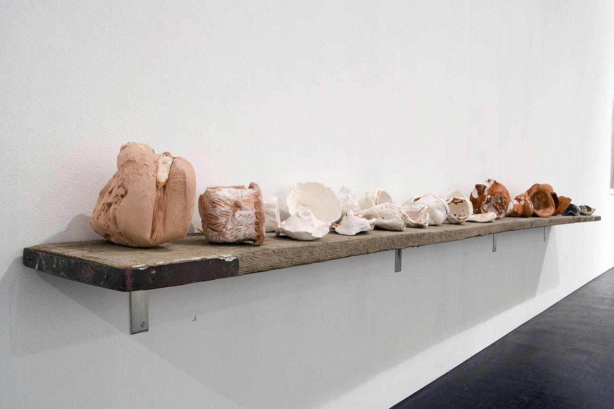 Toni Warburton, Artist. Art Exhibition, The Good, the Bad, The Muddy.