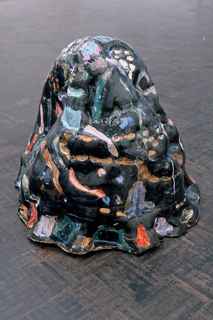 Toni Warburton, Artist. Art Exhibition, Lookout.
