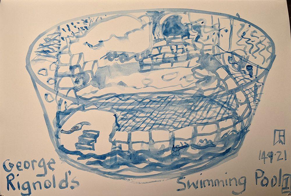 Frustum basin design: George Rignold's Swimming Pool